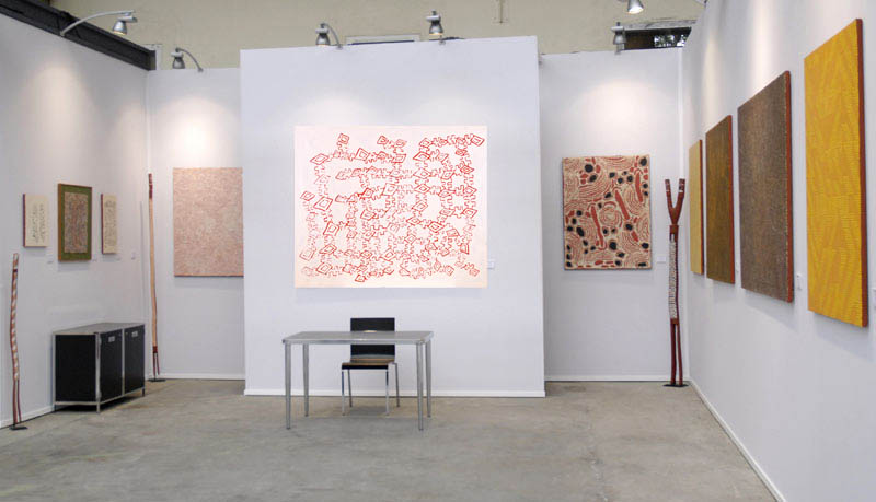 Nyilyari Tjapangati, Art Paris Art Fair 2015