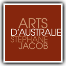 Arts d'Australie - Stephane Jacob, art aborigene