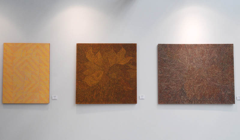 Peintures aborigènes, Art Paris Art Fair