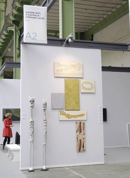 Elizabeth Marks Nakamarra, Art Paris Art Fair